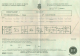 William Howells death certificate (1872)